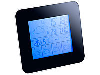 FreeTec Digitale Wetterstation 4-Tage-Vorhersage/Hygrometer/Mondphase; PC-Wetterstationen, Wetterstationen PC-Wetterstationen, Wetterstationen PC-Wetterstationen, Wetterstationen PC-Wetterstationen, Wetterstationen