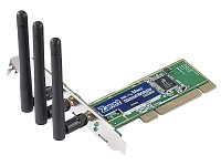 FreeTec MIMO WLAN PCI-Card (54 MBit/s)